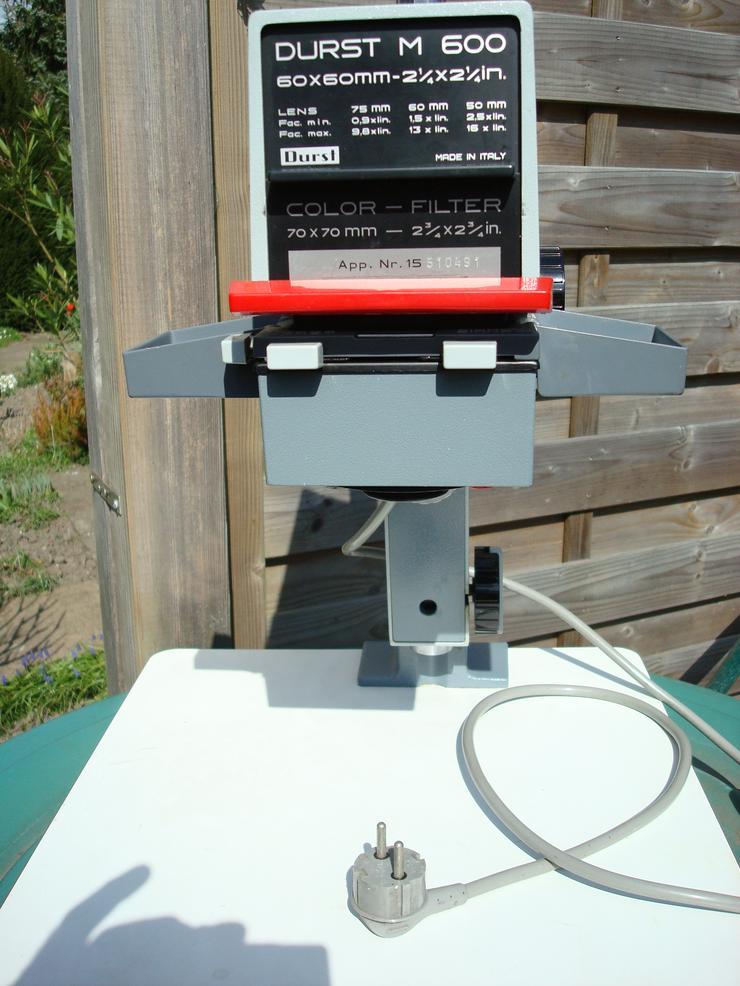 Bild 2: Laborbedarf: Vergrößerungsgerät