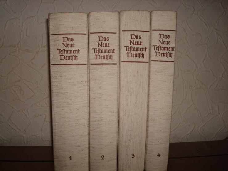 Das Neue Testament Deutsch