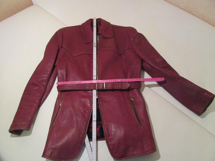Oldtimer-Motorrad-Jacke für Damen