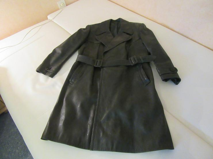 Ledermantel 1940er Jahre - Kleidung & Schuhe - Bild 1