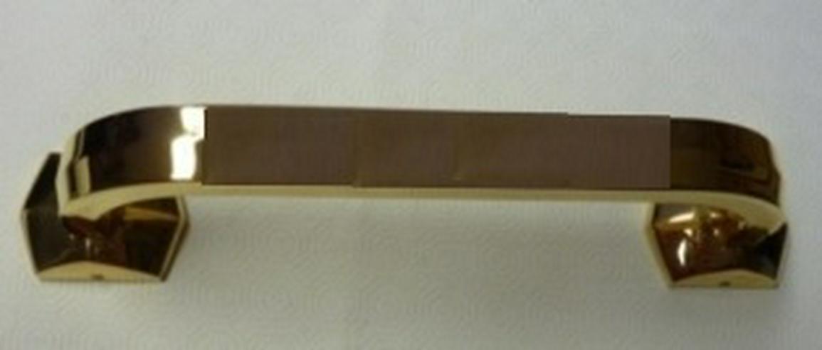 Keuco - Duschgriff 30 cm Karat Nr.2003 -24K vergoldet