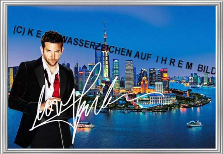 BRADLEY COOPER in China!