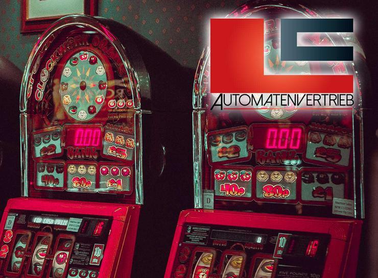 Sichere Gewinne - Spielautomaten aller Marken - gleich anfragen