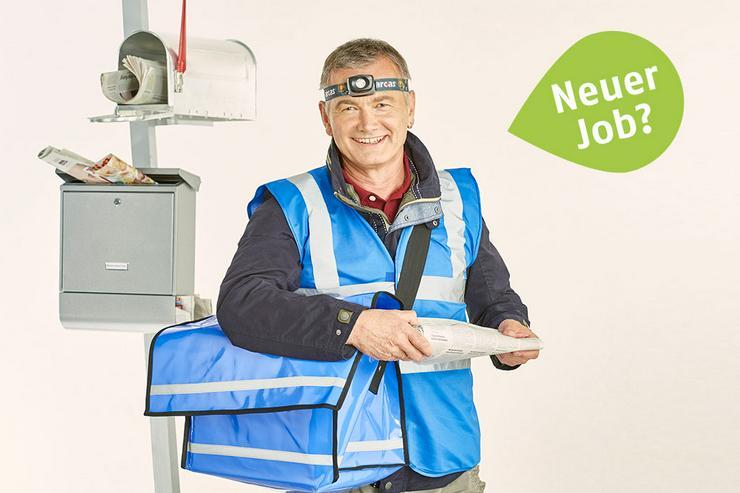 Job in München: Zeitungen austragen (Nachtarbeit)