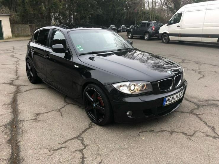 BMW 120d DPF Automatic voll Ausstattung