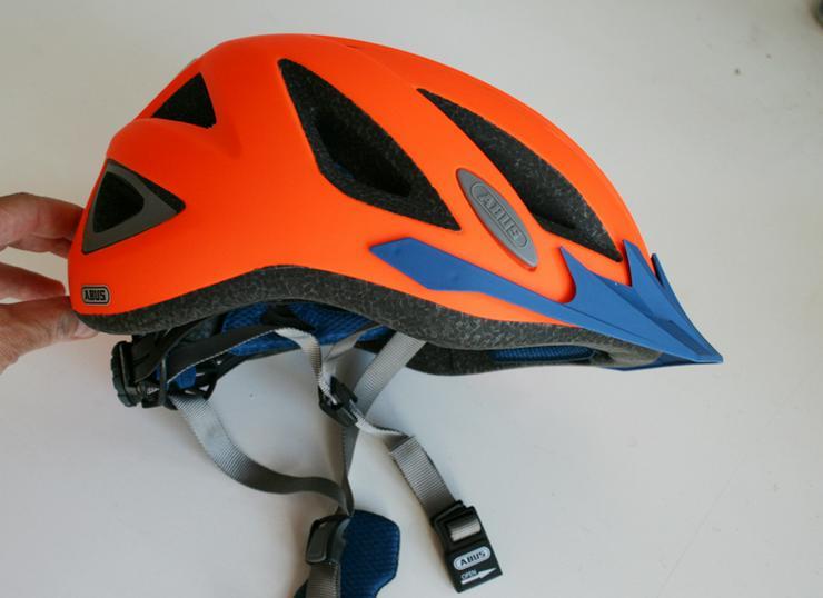 ABUS neuer Fahrradhelm