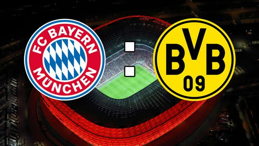 2 Bayern - Dortmund TOP TICKETS TOP PLÄTZE