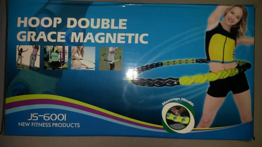 Hula Hoop Reifen mit Magneten