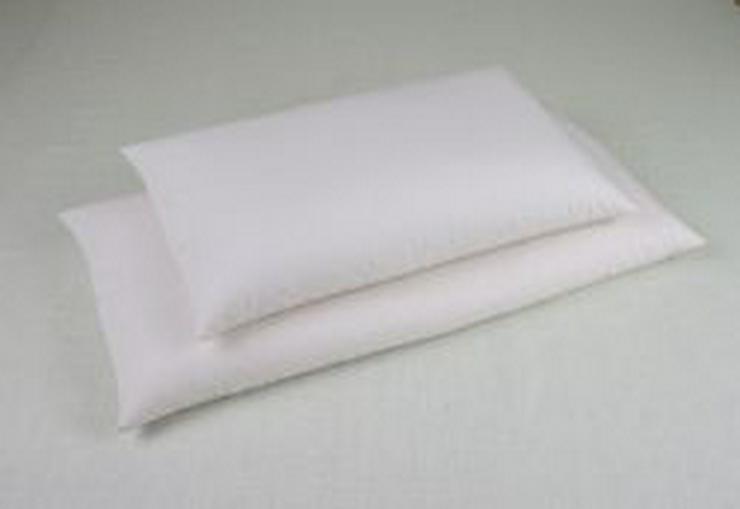 mudis - Bio Schlafkissen für Erwachsene 40x60 cm - ohne Bezug