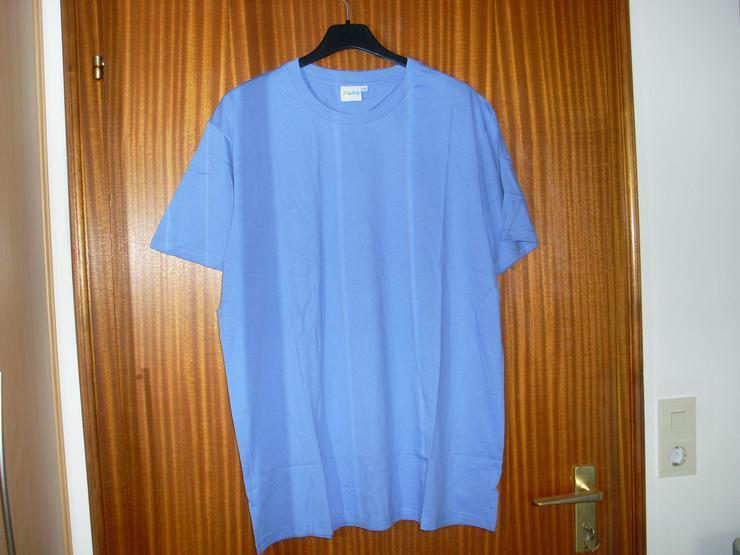 Bild 2: NEU: Herren T- Shirt blau Gr. XL-XXL von JIMDO
