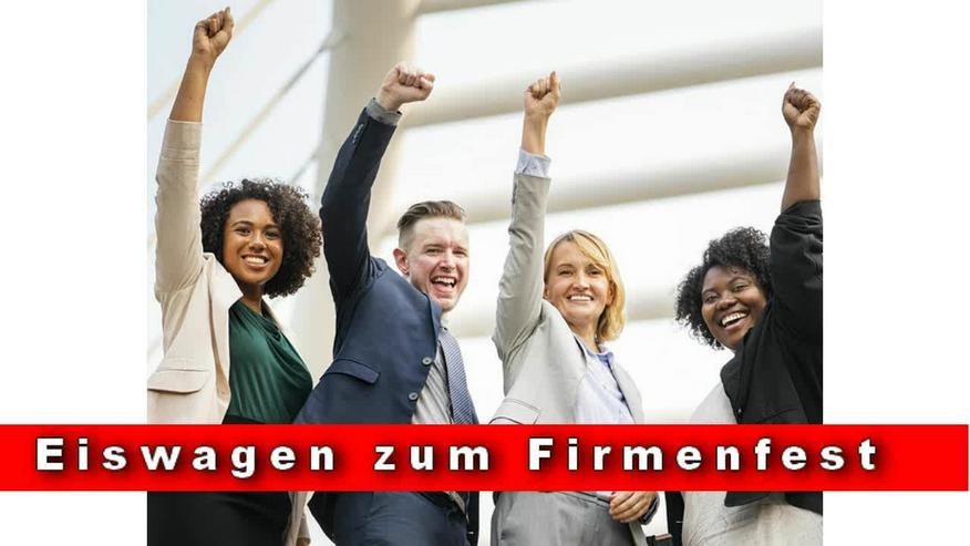 🍺🥂🍾 Firmenfest Event Veranstaltung Feier Party Gesellschaft Betriebsfest 🍺🥂🍾 Eiswagen Wuppertal mieten
