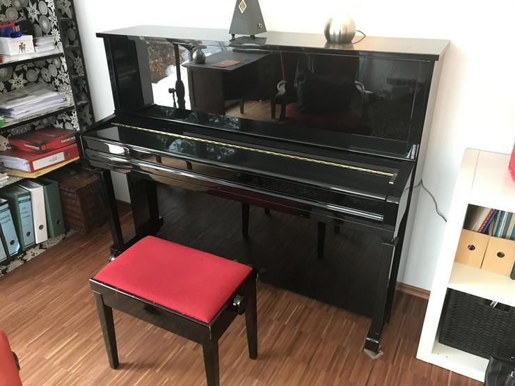 Klavier (Gebrüder Schulz) zu verkaufen - Klaviere & Pianos - Bild 1