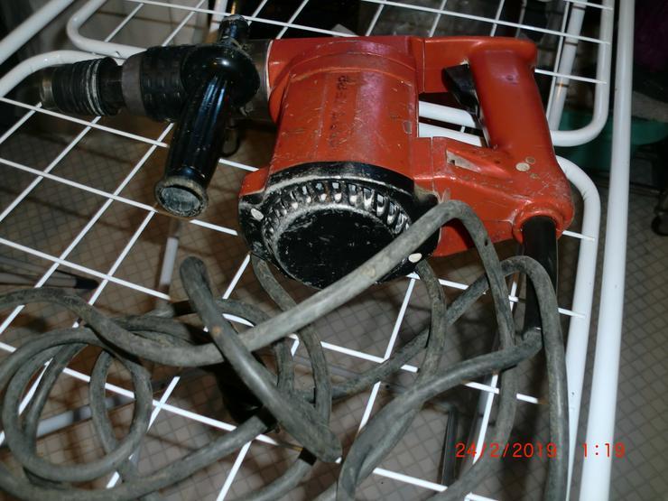Bild 2: Hilti TE22 Bohrhammer