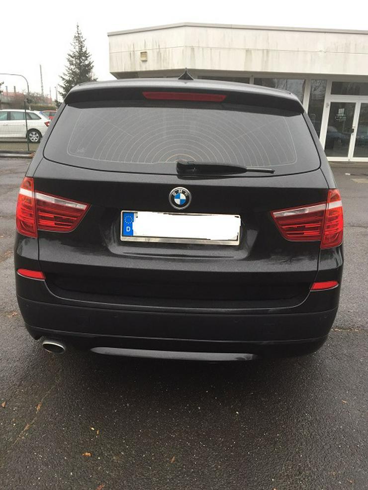 Bild 3: BMW X3 Klima, AHK, PDC v+h wenig Kilometer