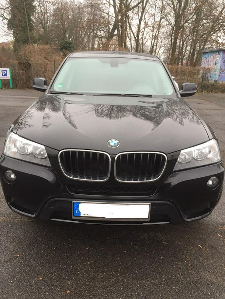 BMW X3 Klima, AHK, PDC v+h wenig Kilometer - X3 - Bild 1