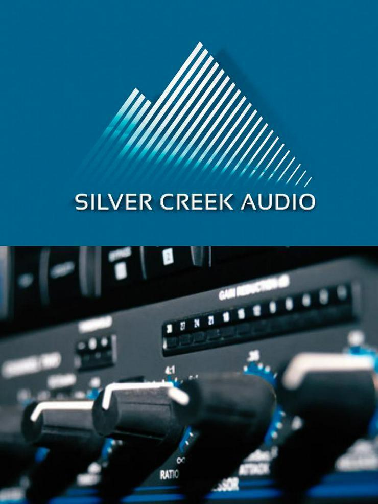 Audio Mastering aus der Region für die Region! Silver Creek Audio