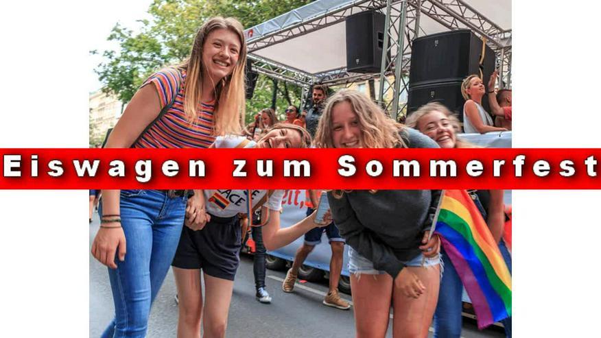 🌞🌞🌞 SOMMERFEST 🌞 Feier Party 🍺🥂🍾 Festival Veranstaltung Eiswagen mieten