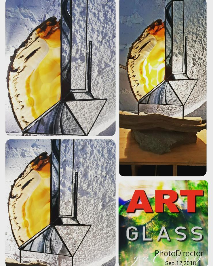 Bild 5: Tiffany Lampen Reparatur Klinik Nrw in Fürstenfeldbruck & ART GLASS GALLERY Mülheim