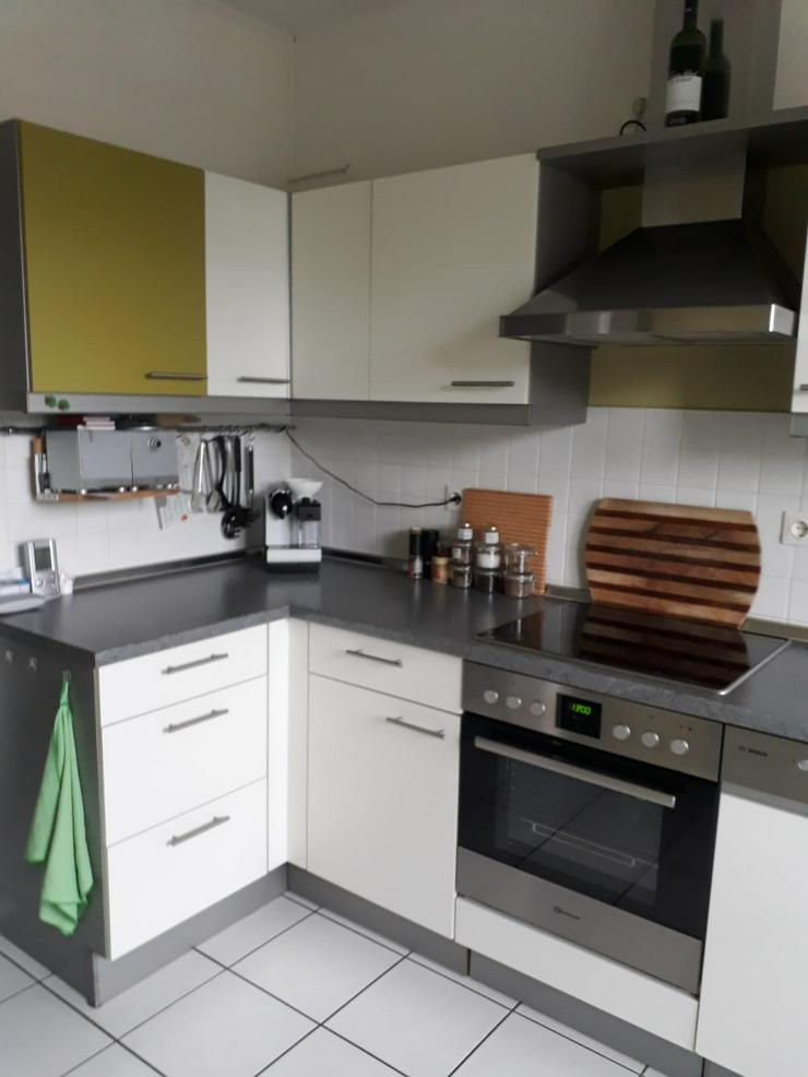 Einbauküche in gutem Zustand