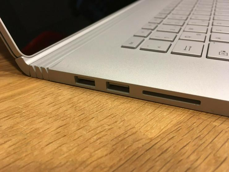 "Bild 5: Microsoft Surface Book 2 15"" -512 GB - i7 - Surface Precision Mouse"