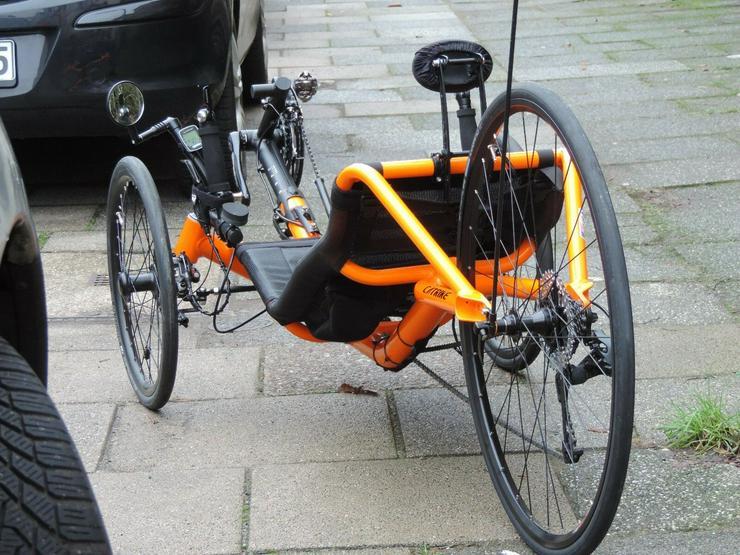Bild 5: Catrike 700 Trike
