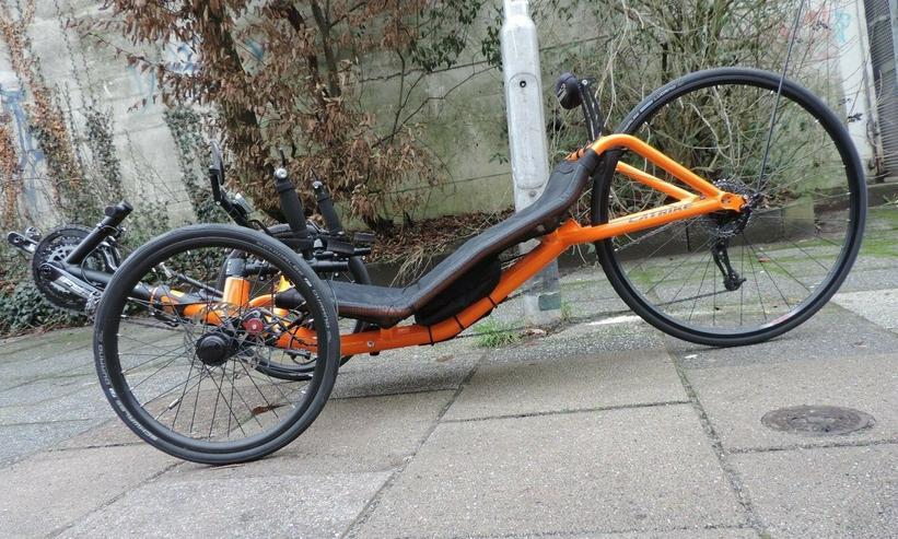 Bild 2: Catrike 700 Trike