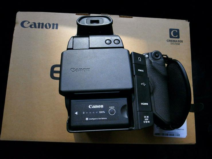 Canon C100 EOS
