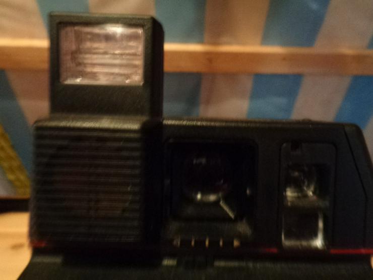 Bild 6: Sofortbildkamera Polaroid Kamera Impuls AF Auto Focus System