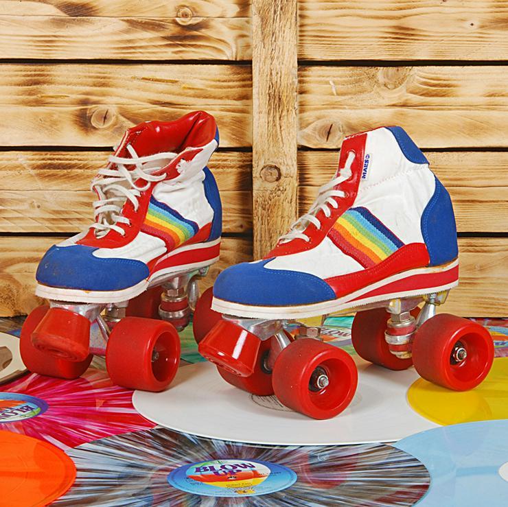 Original MARS Rollerskates 70er/80er incl. Originalverpackung, sehr guter Zustand, kein Geruch