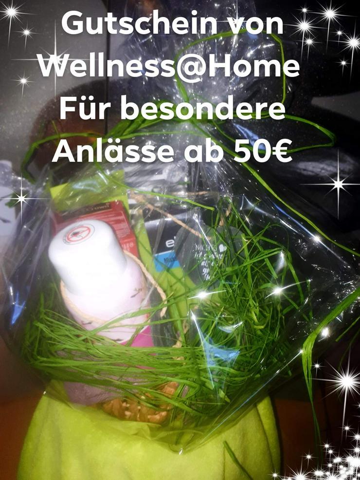 Wellness at Home für besondere Anlässe zum verschenken  - Sport & Wellness - Bild 1