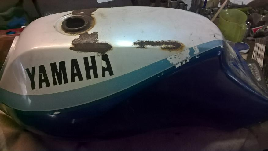 Yamaha XJ 900 4BB, 58L, 31A Tank gesucht