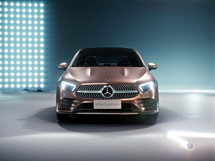 Mercedes A-Klasse Sedan neu