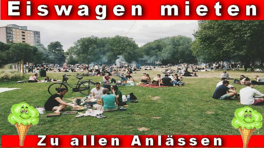 Bild 2: EISWAGEN Wuppertal Solingen Remscheid Umgebung Mieten