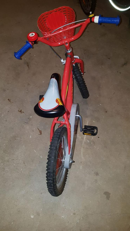 Bild 3: Kinder Fahrrad von Cars