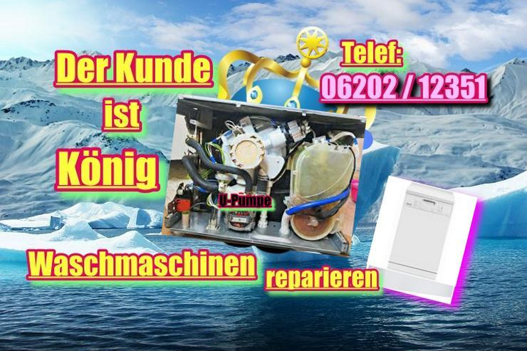 Spülmaschinen anschließen - Umzug & Transporte - Bild 1