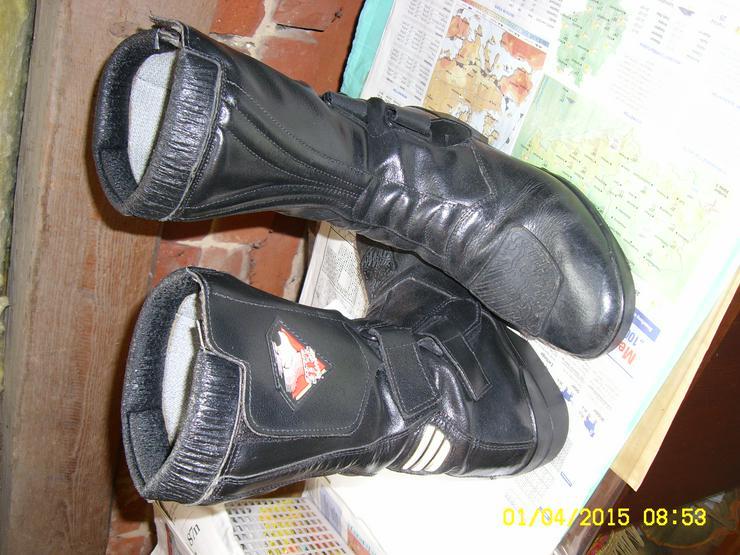 Motorrad Stiefel ( Größe 42 )