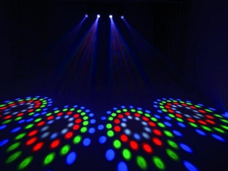 Verleih Eurolite KLS-Kombo Pack 2 LED - Lichtanlage I Partylicht