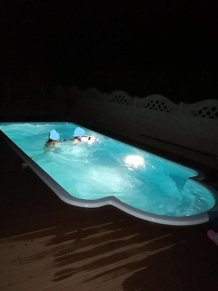 Bild 6: Pool Schwimmbad Schwimmbecken Gartenpool Gfk 7,00x3,00x1,50