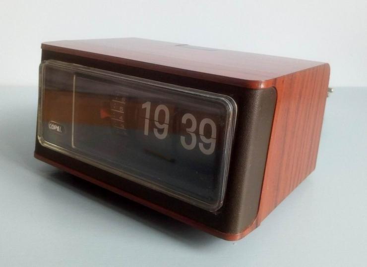 Klappzahlenwecker - Copal RP-162 / vintage