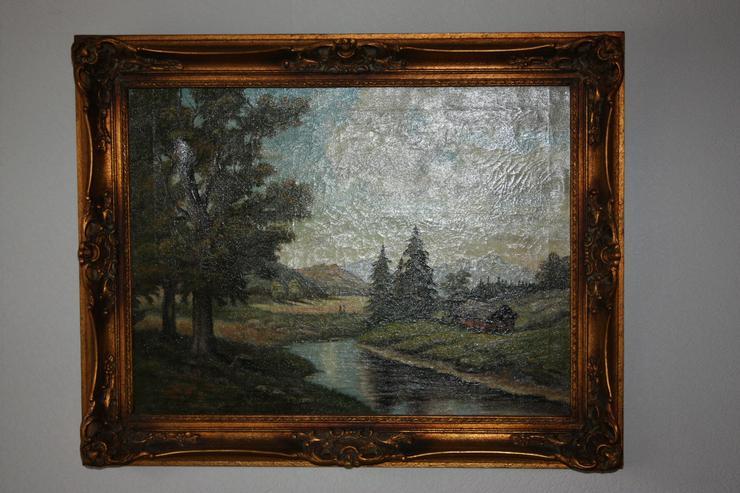 Barock Stuckrahmen - Gemälde & Zeichnungen - Bild 1