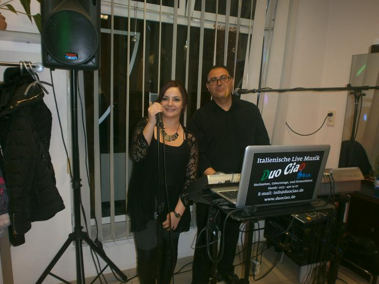Bild 3: Italienisch Duo Hochzeit Geburtstag Veranstaltung Italienisch Nacht