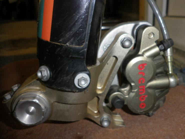 Bild 4: KTM SXS Gabel Factory Werks EXC SXF SMR EXC-R SX-F SXS-F