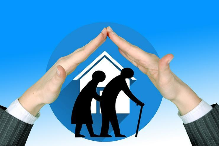 Pflege für ältere Menschen zu Hause 24h / 24h
