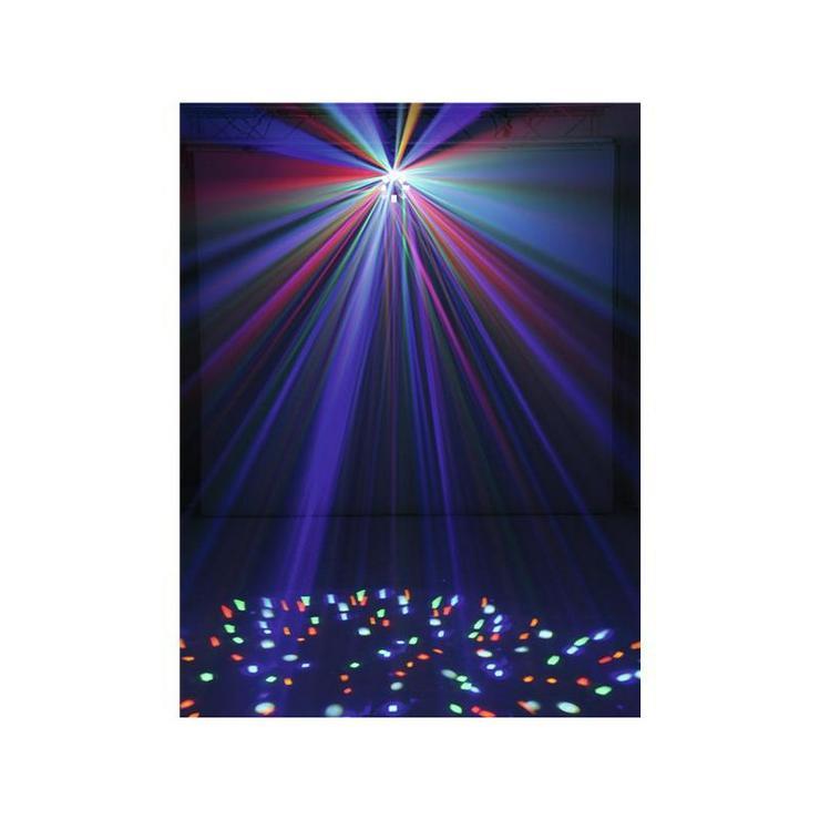 Verleih LED Hybrid Flowereffekt Schweinwerfer Partylicht mieten - Vermietung & Verleih - Bild 1
