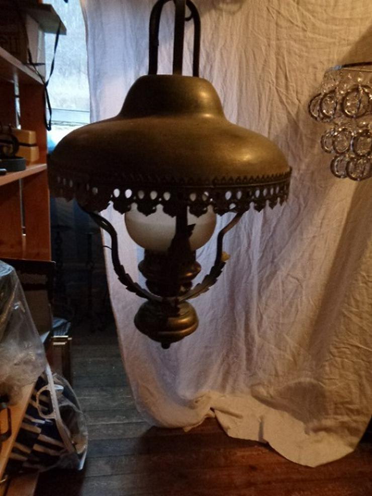 Traumhafter Hängelampe Kupfer oder Messing ein Prachtstück für jeden Raum