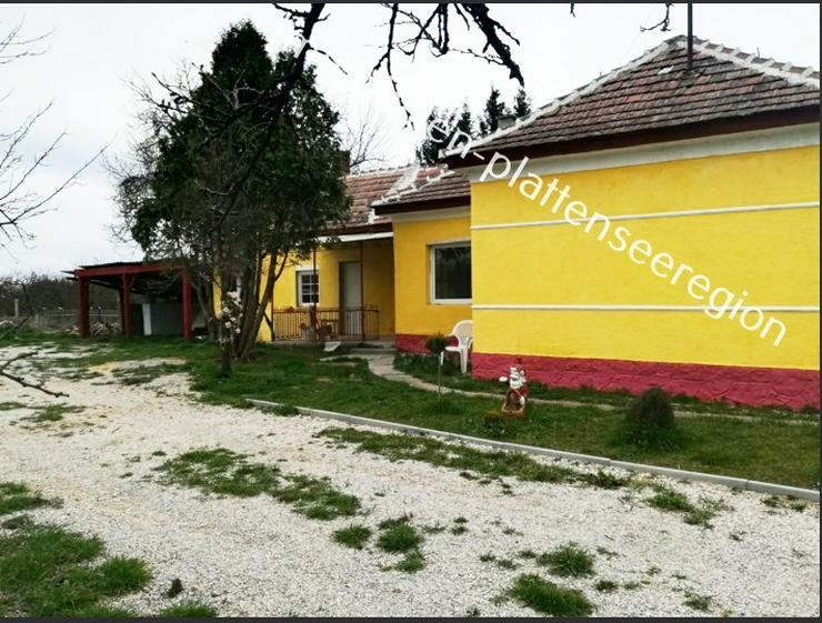 Bild 6: Wohnhaus Ungarn Balatonr. Grdst.2.081m ²Nr.20,132