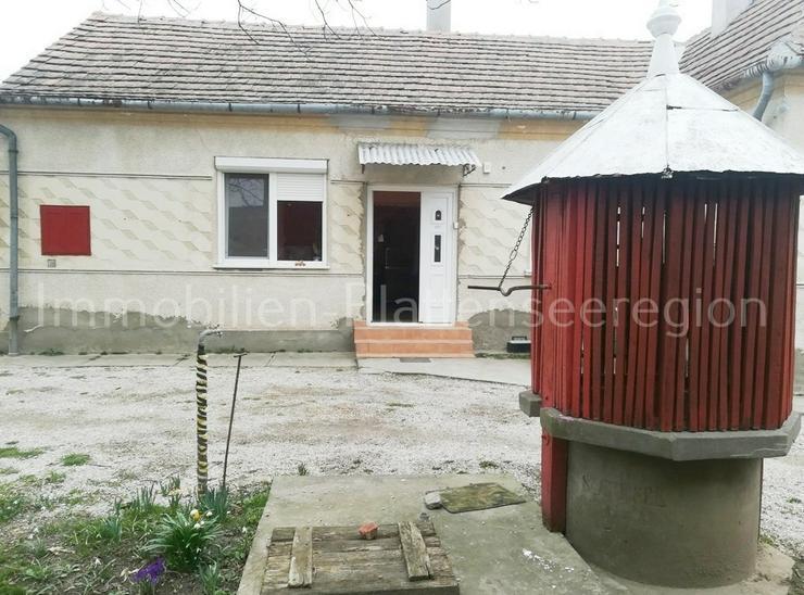 Wohnhaus Ungarn Balatonr. Grdst.4.318m ²Nr.20/133 - Haus kaufen - Bild 1