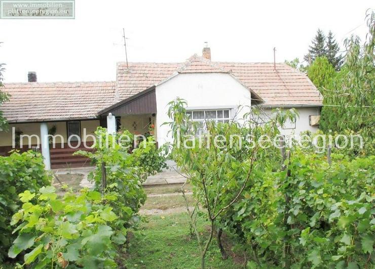 Bauernhaus Ungarn Balatonr. Grdst.1.327m ²Nr.20/134