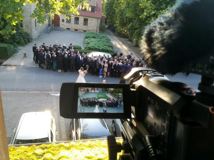 Bild 2: Videograf filmt Ihr Event, Hochzeit, Geburtstag, Party, Trauung