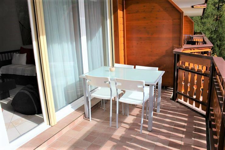 Bild 5: Residenz Al Ponte excl. 2.5 Zwg. De Luxe mit Cheminée und grossem Balkon Süd